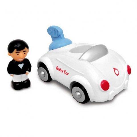 Piccino - Бебешка музикална кола