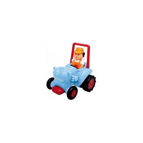 Piccino - Бебешки музикален трактор