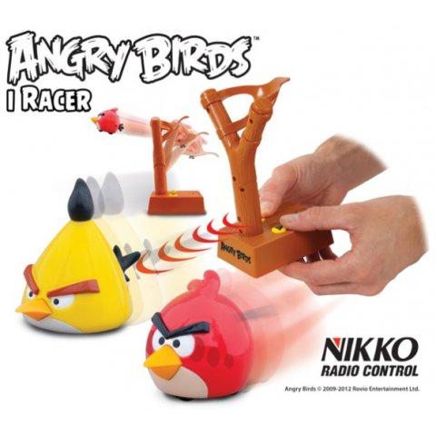 Nikko -  Изстрелвачка Angry Birds Червена