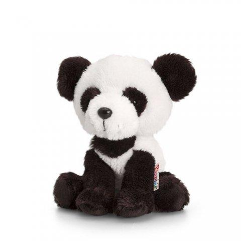 Keel Toys - Пипинс, Плюшена играчка, Панда,14см