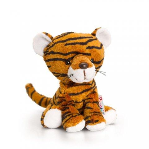 Keel Toys - Пипинс, Плюшена играчка, Тигърче,14см