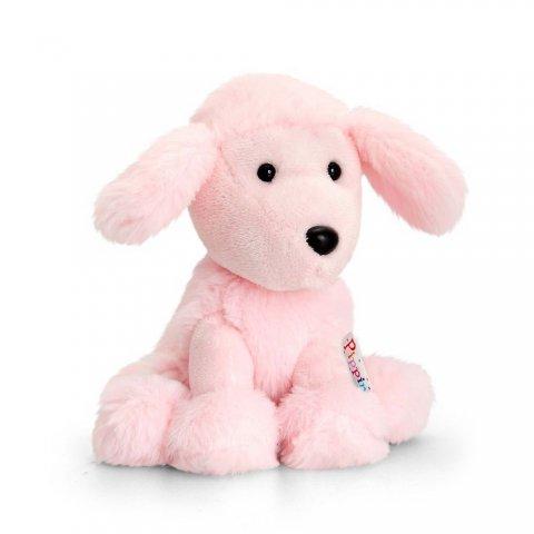 Keel Toys - Пипинс, Плюшена играчка, Пудел,14см