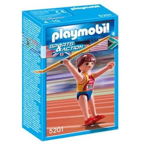PLAYMOBIL - Състезател по хвърляне на копие 5201