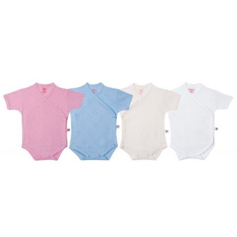 Sevi Baby - Лятно боди с предно  закопчаване