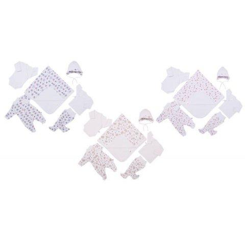 Sevi Baby - Комплект за изписване  на  недоносени  бебета  от 6 части