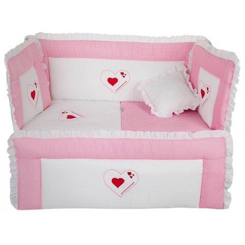 Aras bebe -  Спален комплект за бебешко легло ''PIKE''