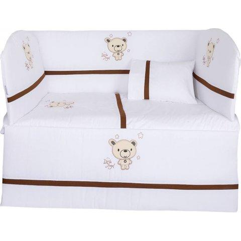 Aras bebe - Спален  комплект  за  бебешко  легло ''DENIS''