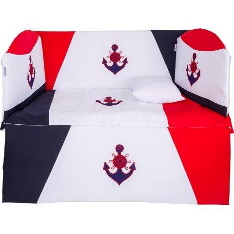 Aras bebe - Спален  комплект  за  бебешко  легло ''KUGA''