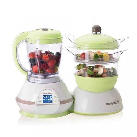 Babymoov - Уред за готвене Nutribaby