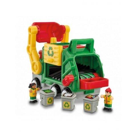 Камионче за боклук на Фред - Играчка
