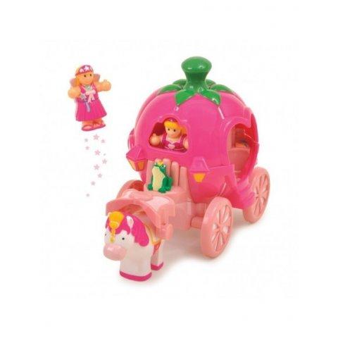 Играчка за момиченца - Вълшебната карета на Пипа