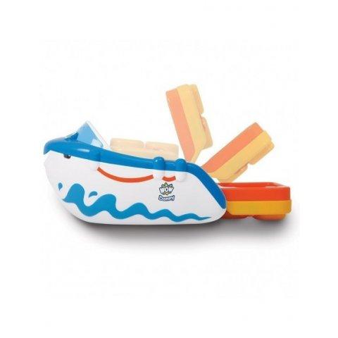 Лодка за гмуркане Дани - Играчка за къпане