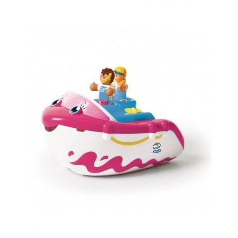 Моторницата Сузи - Играчка за къпане и баня