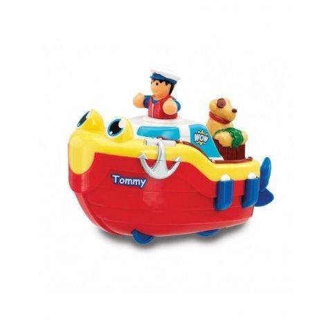 Катерът на Томи - Играчка за баня