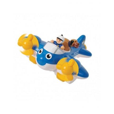Полицейски самолет Пийт - Играчка за деца