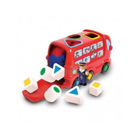 Лондонски автобус ЛЕО - Играчка за деца
