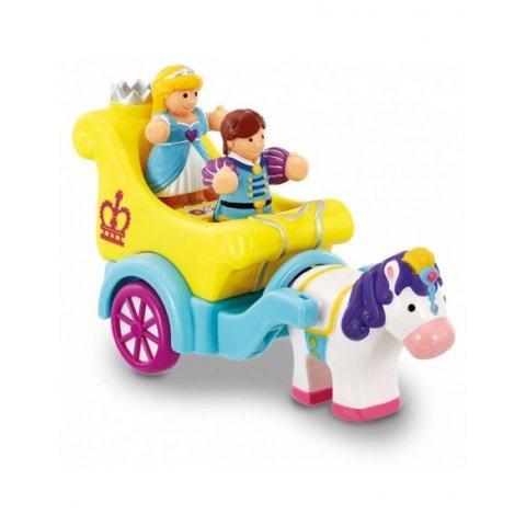 Каляската на принцеса Шарлот - Детска играчка