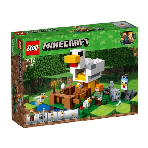 Lego Minecraft - 0021140