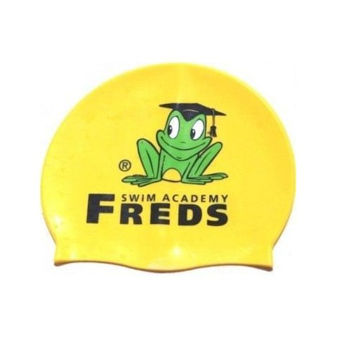 Freds swim Academy - Силиконова плувна шапка