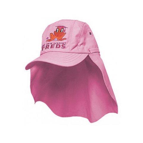 Freds swim Academy - Лятна  шапка розова
