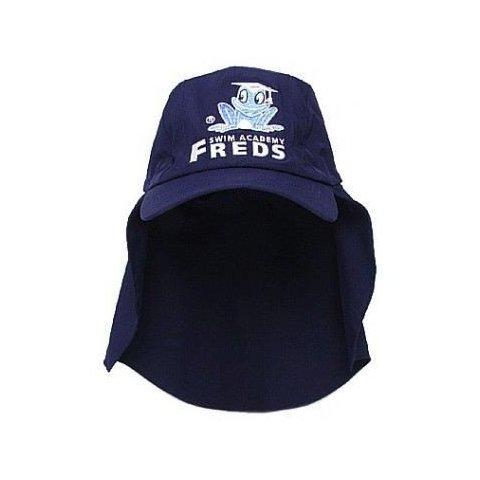 Freds swim Academy - Лятна  шапка синя