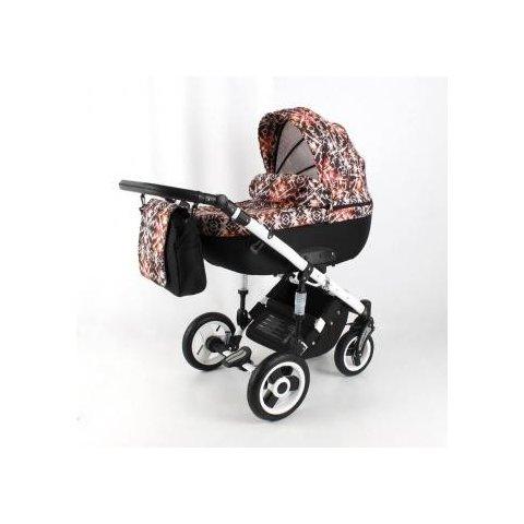 Бебешка количка 3в1 - Zarra Ultimo 07