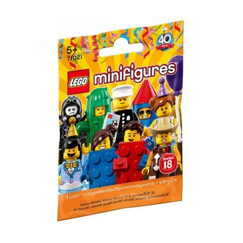 Lego Minifigures - 0071021