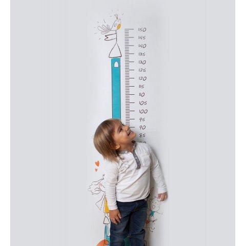 My cey - Стикер за  измерване  на  височина