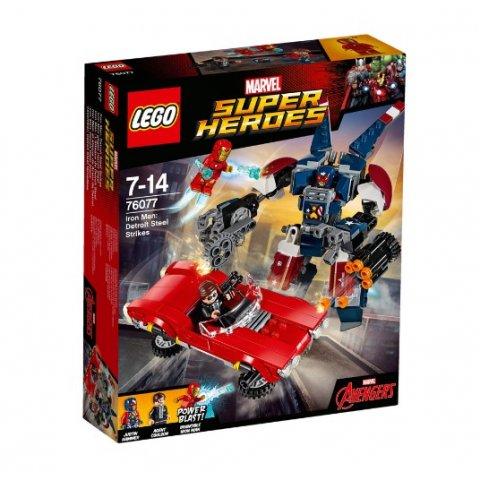 Lego Super Heroes - 0076077