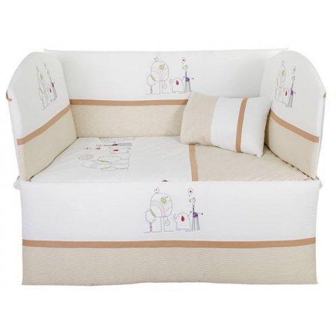 Aras bebe - Спален  комплект  за  бебешко  легло ''SUDE''