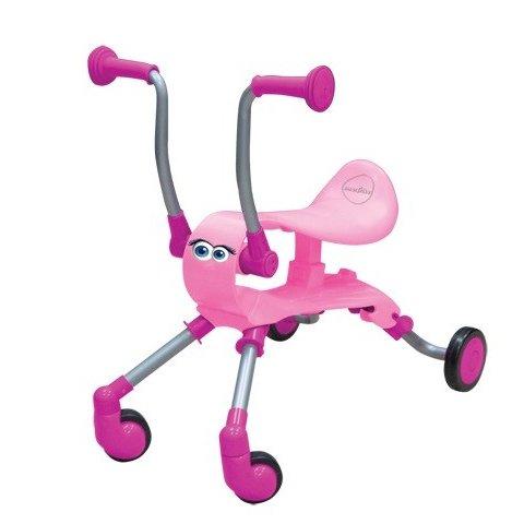 Smart Trike - Четириколка за яздене Spingo Розов