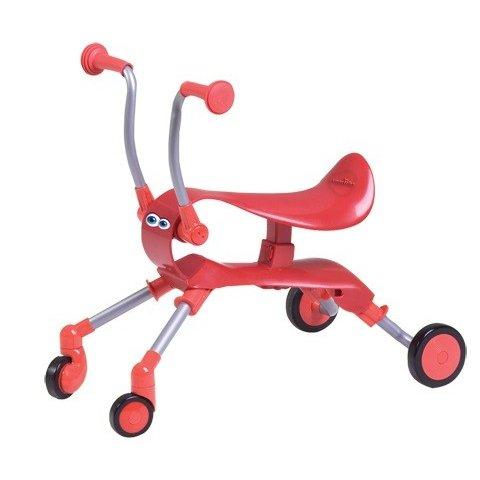 Smart Trike - Четириколка за яздене Spingo Червен