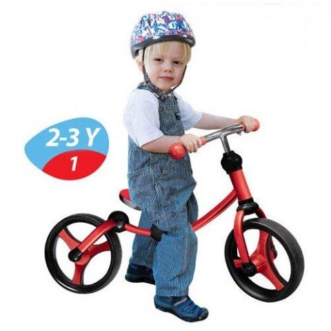 Smart Trike - Колело за балансиране Червено