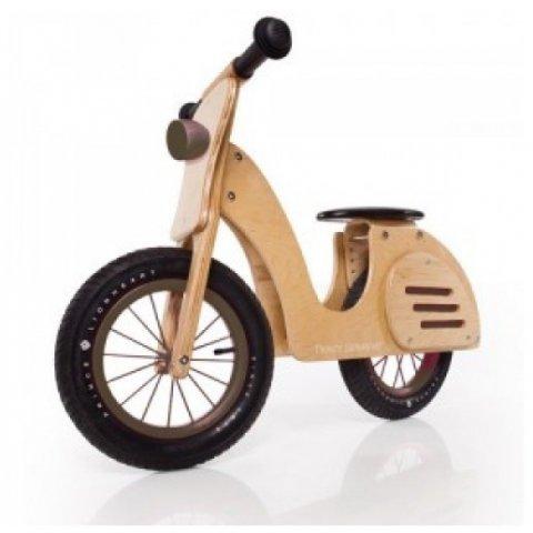 Prince Lionheart - Детски велосипед за балансиране Скутер Кафяв