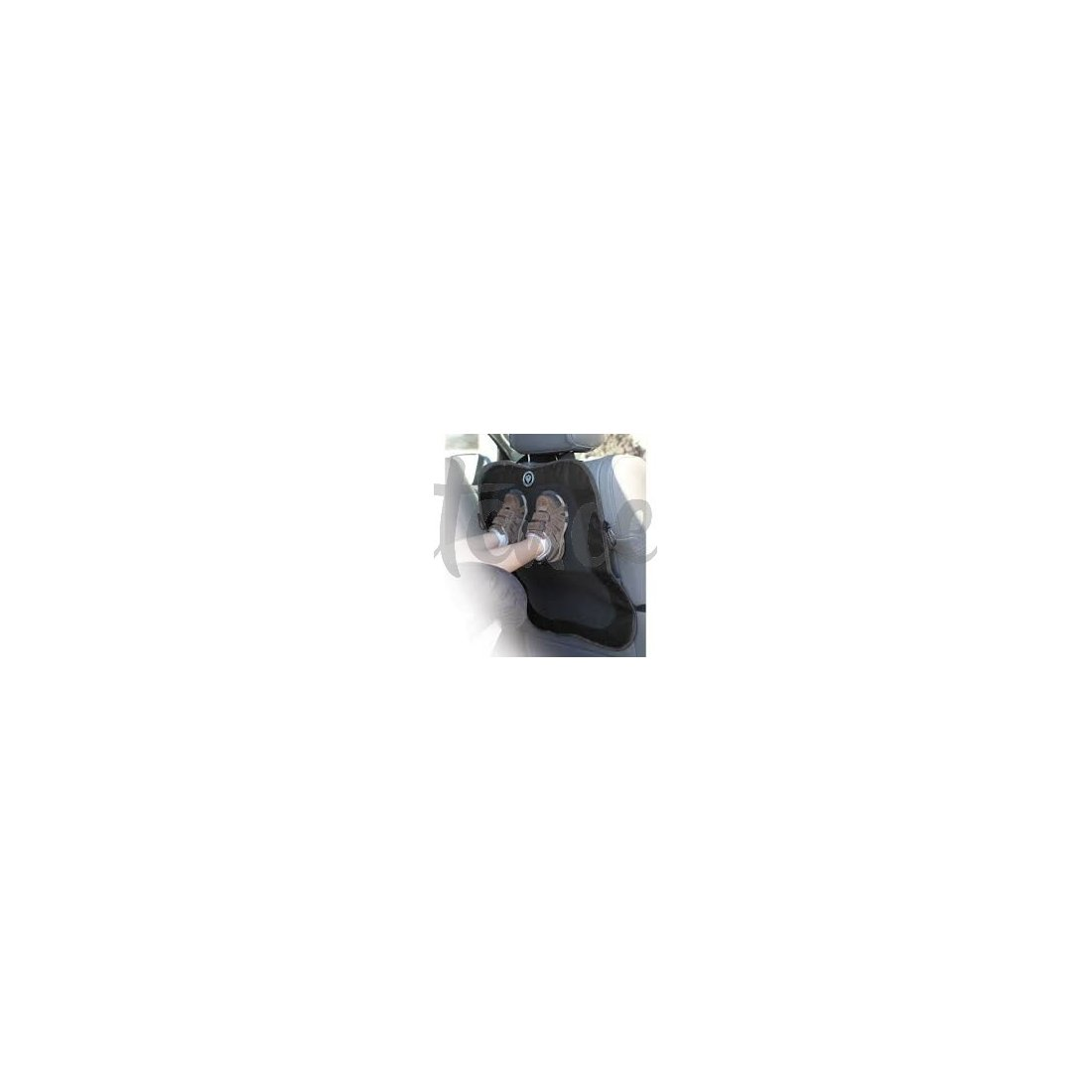 Prince Lionheart - Предпазна престилка за автомобилна седалка кафяво