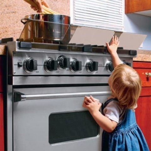 Prince Lionheart - Предпазител за готварска печка