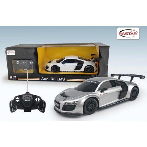 Rastar - Кола с дистанционно Audi R8 1:18