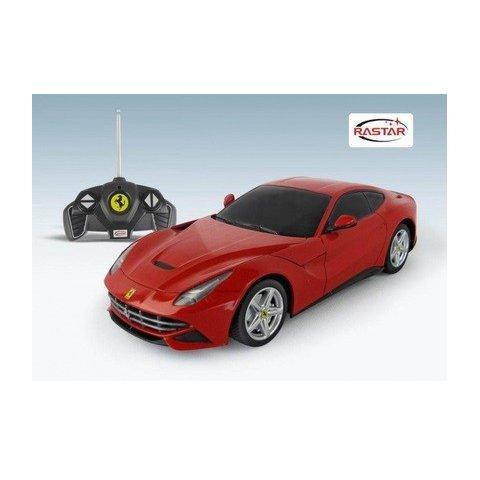 Rastar - Кола с дистанционно Ferrari F12 1:18