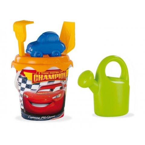 Smoby - Комплект играчки за пясък Колите