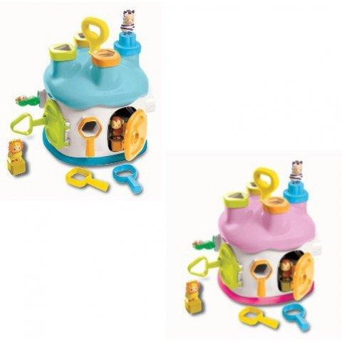 Smoby - Котунс - Къщичка с формички