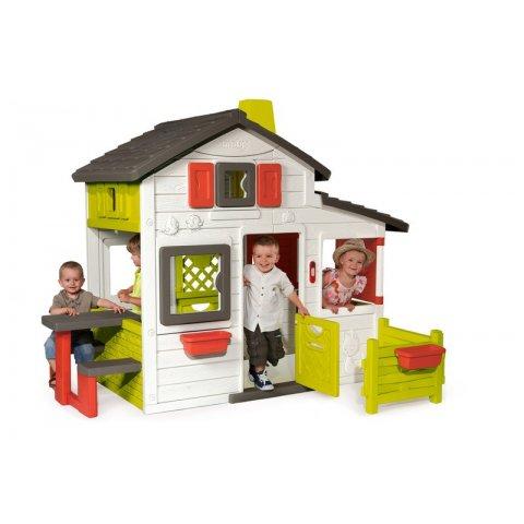 Smoby - Детска къщичка за приятели