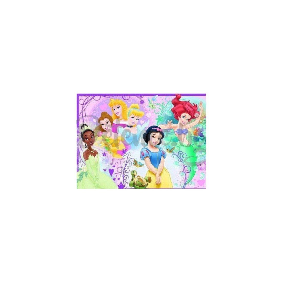 Ravensburger -  Детски пъзел Супер Принцесите на Дисни