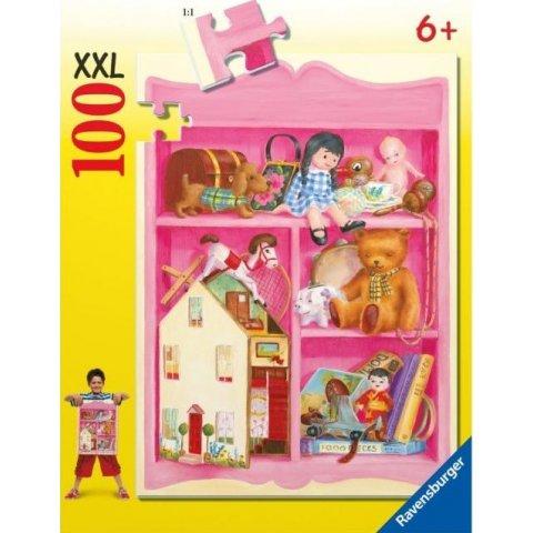 Ravensburger - Детски пъзел Супер Играчки за момичета