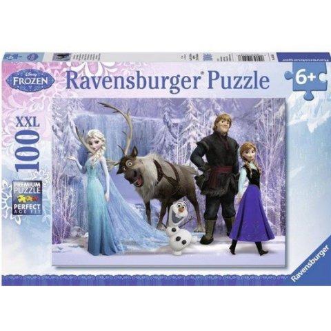 Ravensburger - Детски пъзел Супер Замръзналото кралство
