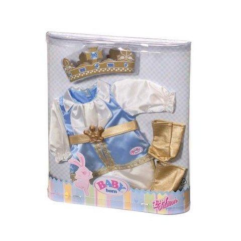 Baby Born - Комплект дрехи принц за кукла