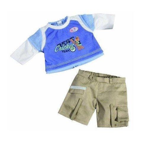 Baby Born - Комплект дрешки за момче
