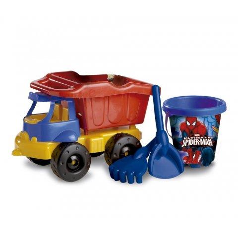 Unice - Камион с кофичка - Спайдърмен