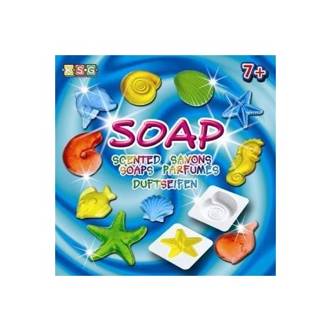 KSG Craft - Направи си сам Ароматни сапуни
