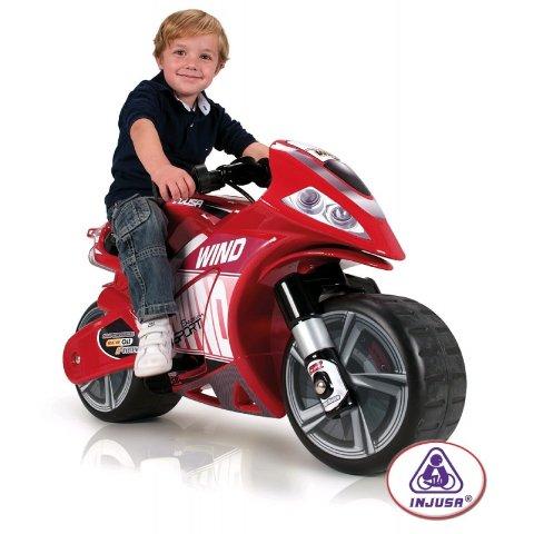 INJUSA - Акумулаторен мотор - Motorbike Wind