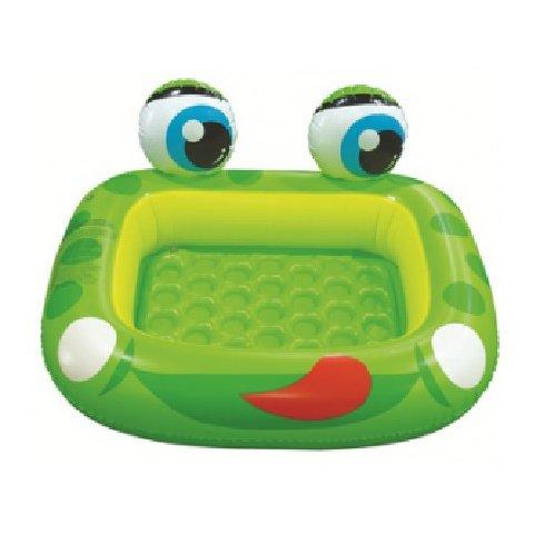 Bart - Надуваем басейн - Жаба